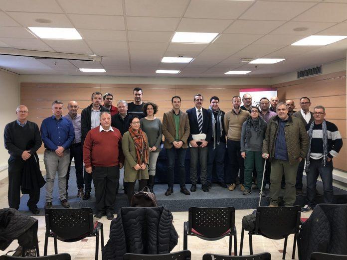 reunión alcaldes festejos taurinos GRUPO