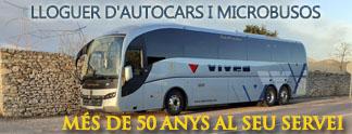 Alquiler de autobuses y microbuses