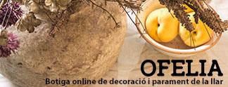 Botiga online de decoració i parament de la llar